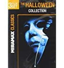 Used DVD Halloween Collection