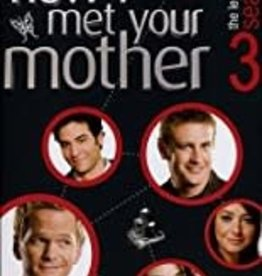 Used DVD How I Met Your Mother Season 2