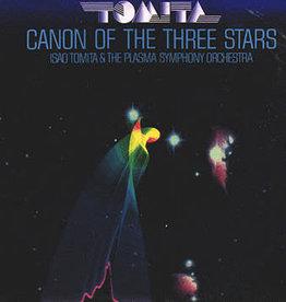 Used Vinyl Tomita- Canon Of The Three Stars