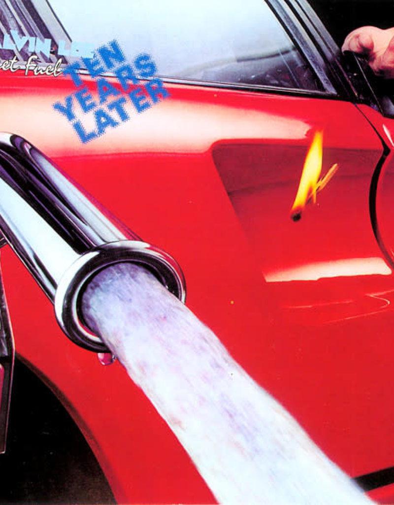 Used Vinyl Alvin Lee & Ten Years Later- Rocket Fuel