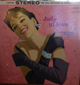 Used Vinyl Judy Garland- Judy In Love