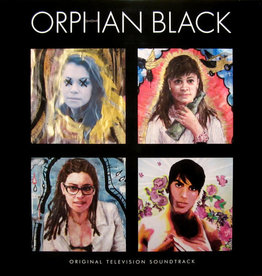 Used Vinyl Orphan Black Soundtrack (Gold Vinyl)