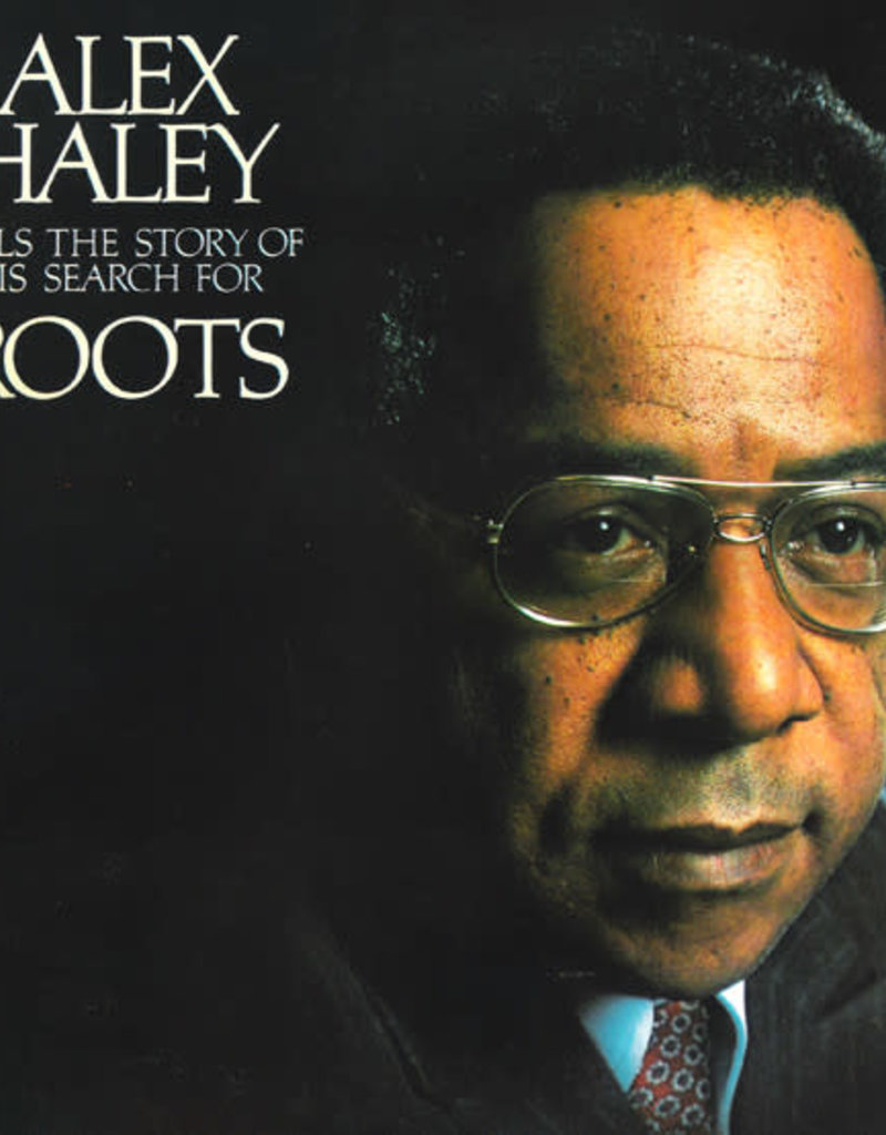 Used Vinyl Alex Haley- Tells The Story Of His Search For Roots