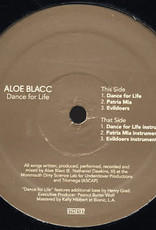 "Used Vinyl Aloe Blacc- Dance For Life (12"")"