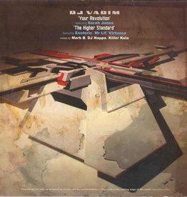 "Used Vinyl DJ Vadim- Your Revolution/ The Higher Standard (12"")(UK)"