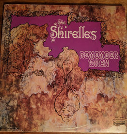 Used Vinyl The Shirelles- Remember When