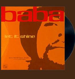 "Used Vinyl Baba- Let It Shine (12"")"