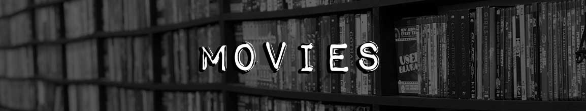 movies for sale at darkside records