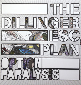 Used Vinyl Dillinger Escape Plan- Option Paralysis (French)