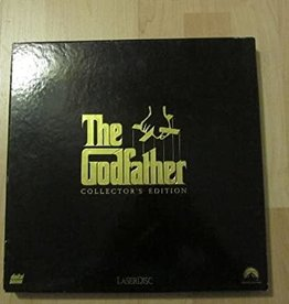 Used Laserdisc The Godfather Collector's Edition