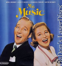 Used Laserdisc Mr. Music