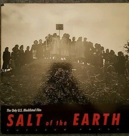 Used Laserdisc Salt Of The Earth: Special Edition