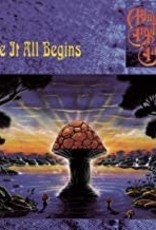 Used CD Allman Brothers- Where It All Begins