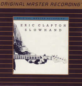 Used CD Eric Clapton- Slowhand (MoFi)