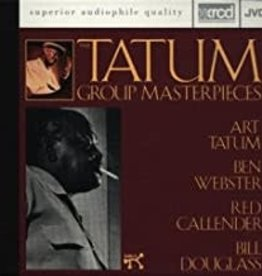 Used CD The Tatum Group Masterpieces