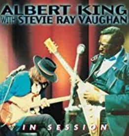 Used CD Albert King/Stevie Ray Vaughan- In Session