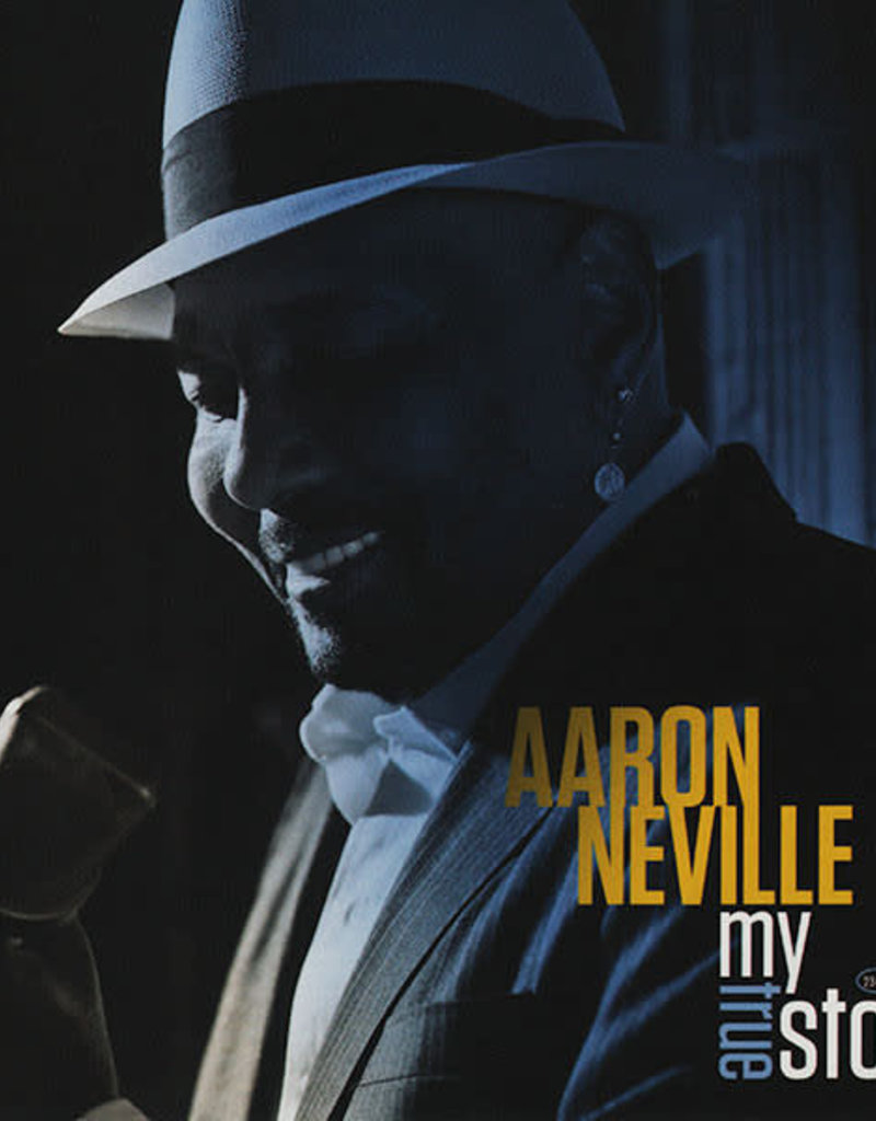 Used CD Aaron Neville- My True Story