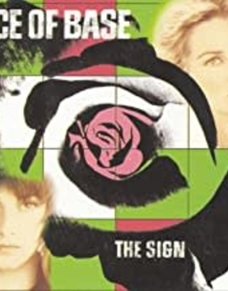 Used CD Ace Of Base- The Sign