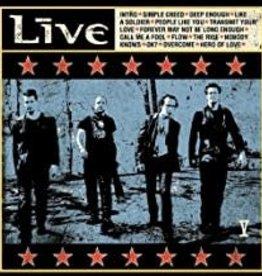Used CD Live- V