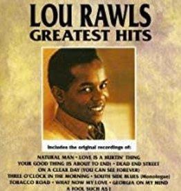 Used CD Lou Rawls- Greatest Hits