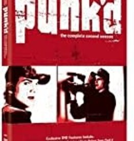 Used DVD Punk'd: The Complete Second Season