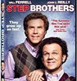 Used DVD Step Brothers