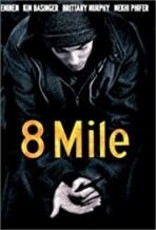 Used DVD 8 Mile