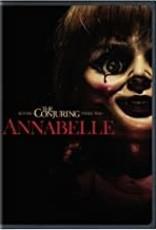 Used DVD Annabelle