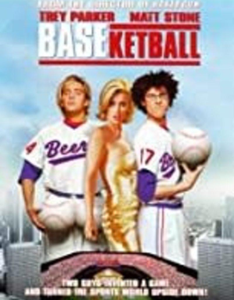 Used DVD Baseketball