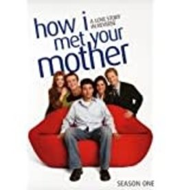 Used DVD How I Met Your Mother Season One