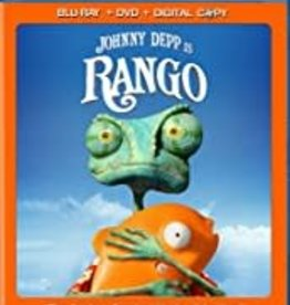 Used BluRay Rango