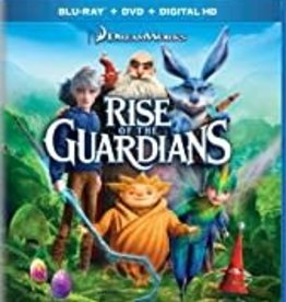 Used BluRay Rise Of The Guardians