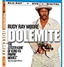 Used BluRay Dolomite