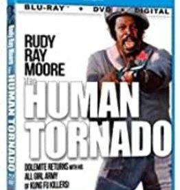 Used BluRay Human Tornado