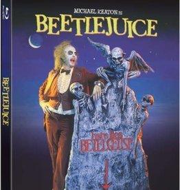 Used BluRay Beetlejuice (Steelbook)