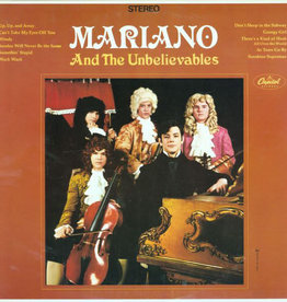 Used Vinyl Mariano And The Unbelievables- Mariano And The Unbelievables