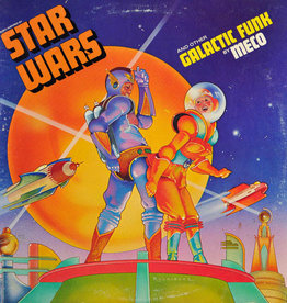 Used Vinyl Meco Monardo- Star Wars And Other Galactic Funk (Sealed)