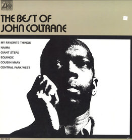 Used Vinyl John Coltrane- The Best Of
