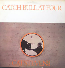 Used Vinyl Cat Stevens- Catch Bull At Four