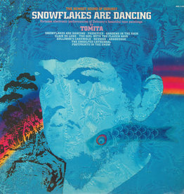 Used Vinyl Tomita- Snowflakes Are Dancing