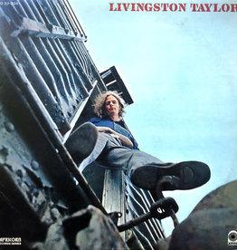 Used Vinyl Livingston Taylor- Livingston Taylor
