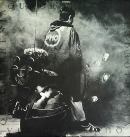 Used Vinyl The Who- Quadrophenia