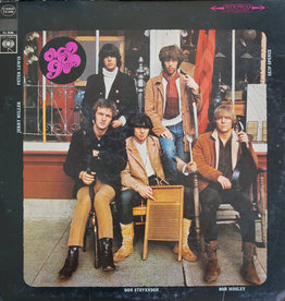 Used Vinyl Moby Grape- Moby Grape (1st Press)(No Poster)