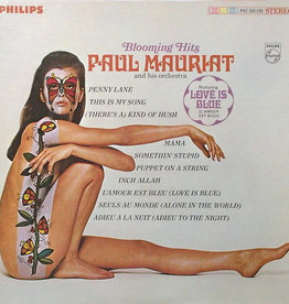 Used Vinyl Paul Mauriat- Blooming Hits