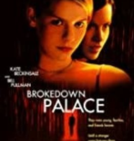 Used DVD Brokedown Palace