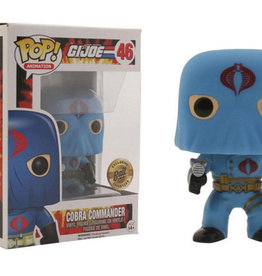 Collectibles Funko Pop Cobra Commander Hooded (Bait Exc.)