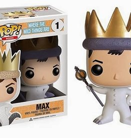 Collectibles Funko Pop Where The Wild Things Are Max