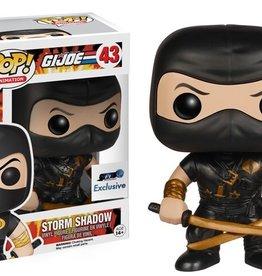 Collectibles Funko Pop Storm Shadow Ninja-Ku (GTS Exc.)