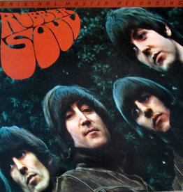 Used Vinyl The Beatles- Rubber Soul (MoFi)