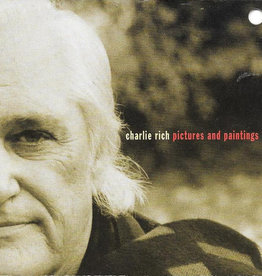 Used CD Charlie Rich- Pictures And Paintings